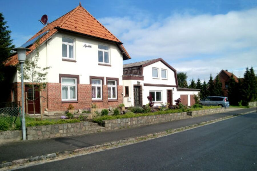 Vorderansicht Haus Alfredshöh