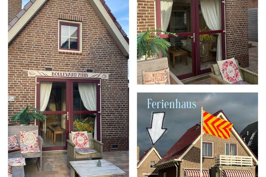 Terrasse hinten - völlig privat