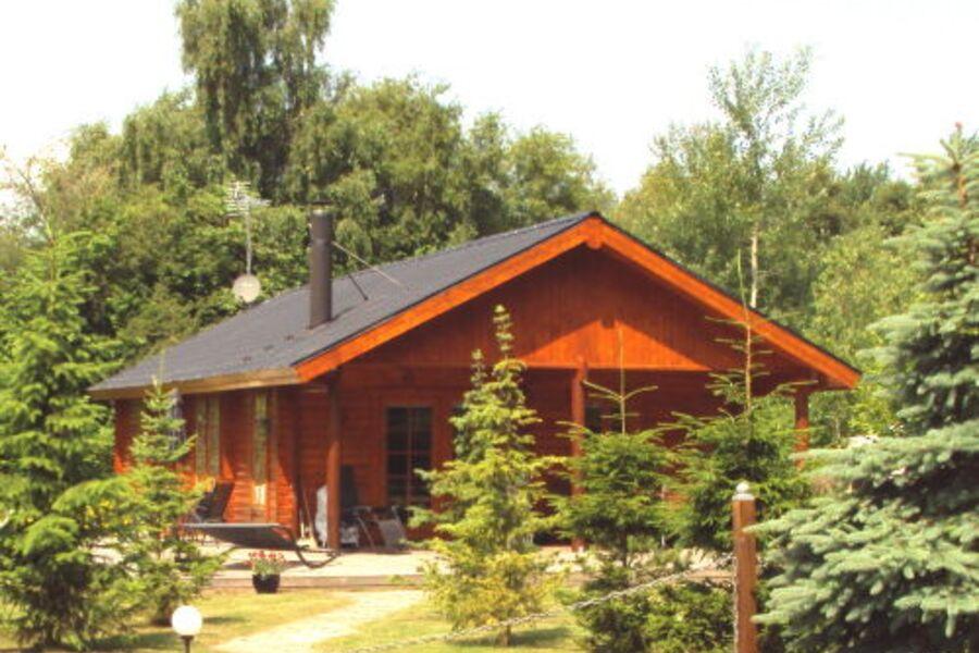 Das Ferienhaus in der Natur