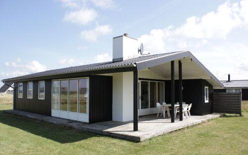 Nord West 'Spitze' Ferienhaus - Mågevej