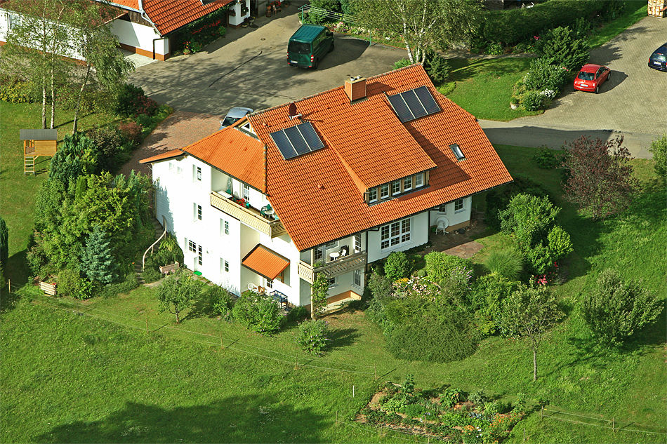 Luftbild Haus Doris Eckert