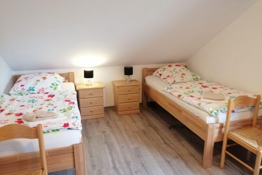 Doppelzimmer neu eingerichtet