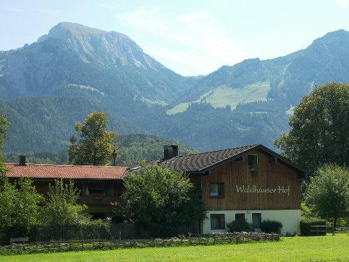 Waldhauserhof - Ferienwohnung 9