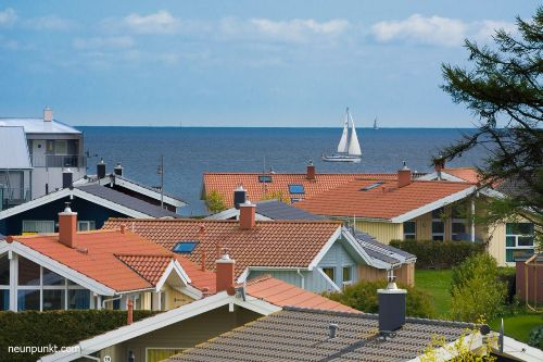 Ferienappartment Strandkorb – SHS 18