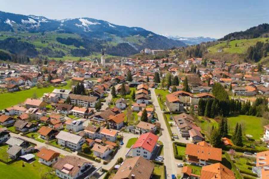 Ferienwohnung Alpenrose In Oberstaufen Bayern
