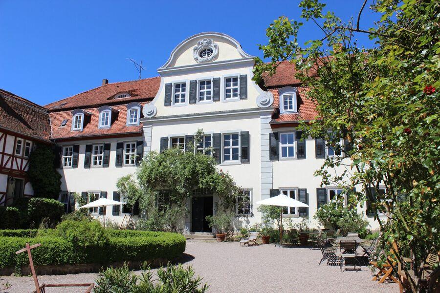 Schloss Jestädt an der Werra