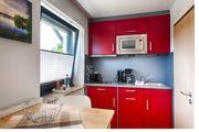 Studio Appartement mit Küchenzeile
