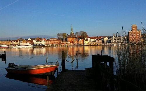 Ferienwohnung Kappelner Hafen