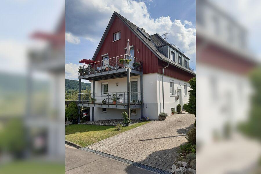 Haus am Seerainweg in Baden-Baden