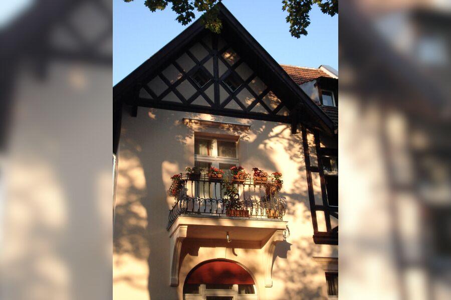 Ferienwohnung Bed and Garden in Pankow