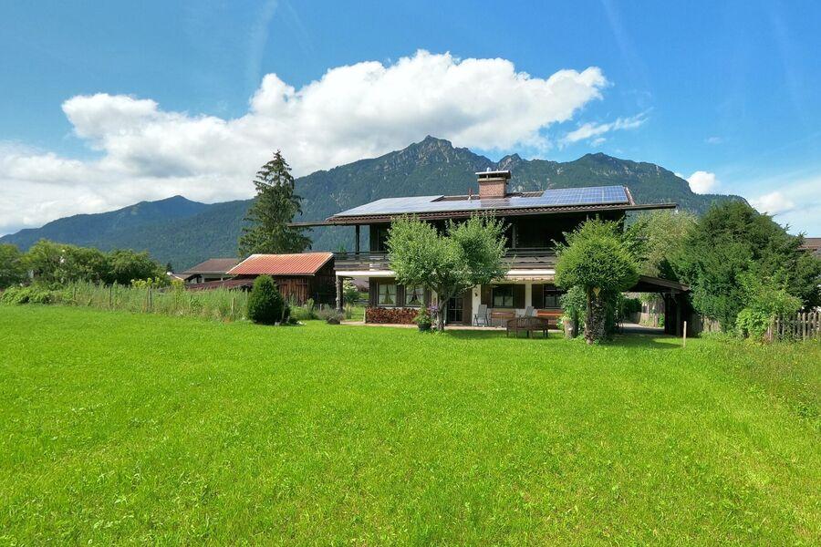 Ferienwohnung Garmisch Alpenblick