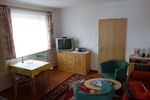 Wohnzimmer FeWo Ilse