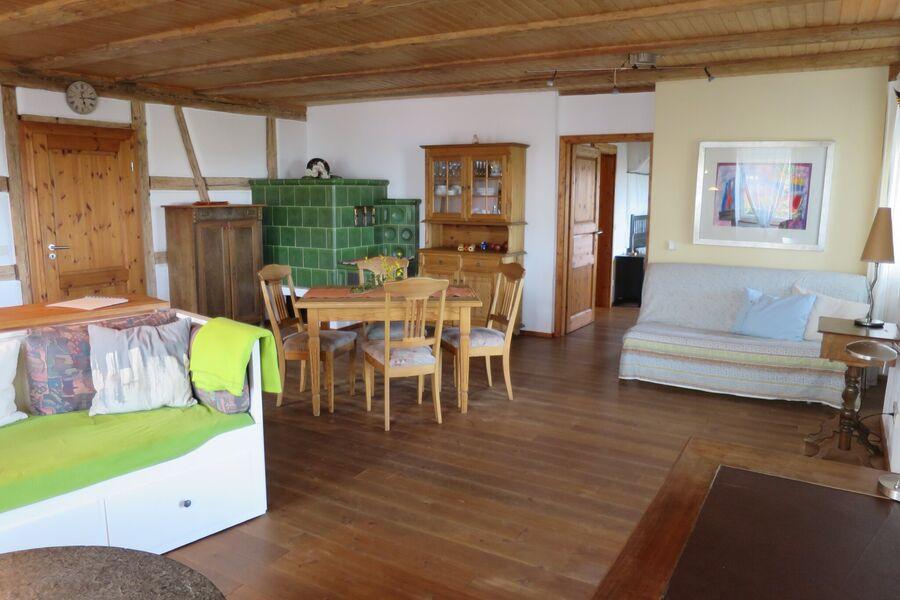 Ca. 48m² wohnen, kochen, essen, genießen