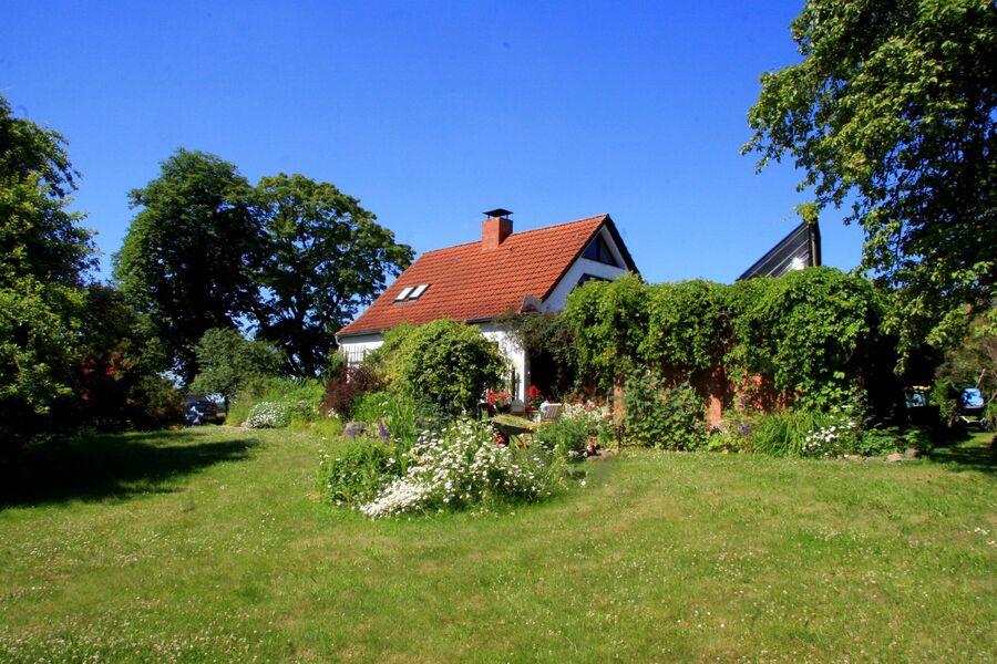 Haus mit Garten - Eingangsbereich