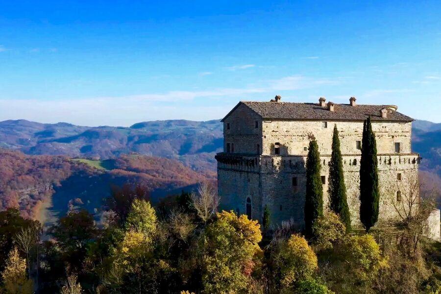 Ausflugsziel - Wandern zur Rocca d'Aries