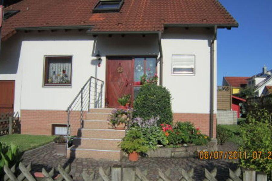 Unser Haus in Tübingen-Hirschau