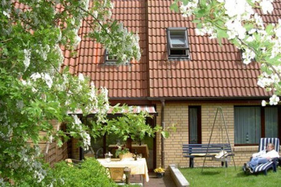 Haus Christian mit Garten und Terrasse