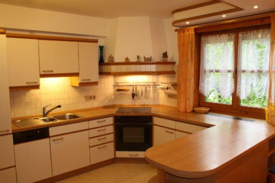 Küche EG - Einbauküche