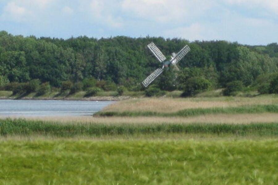 Mühle Charlotte auf der Geltinger Birk
