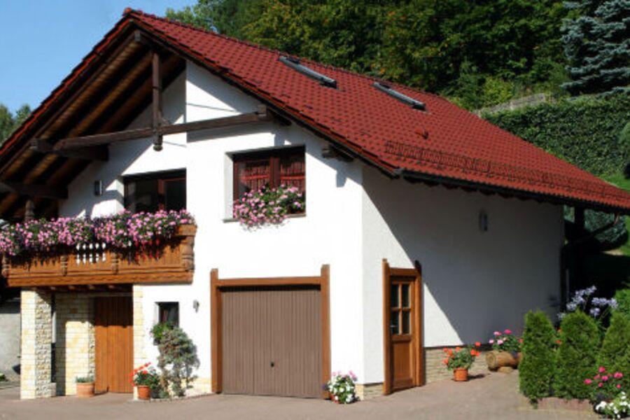 Ferienhaus Lupus, Schmalkalden