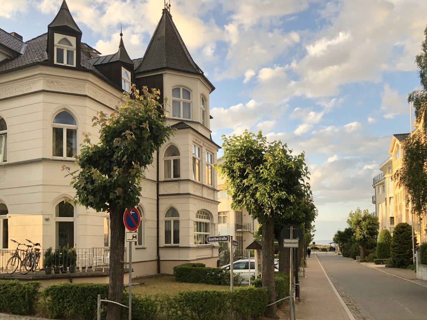 Schloss Hohenzollern - Ingas Ahlbeck