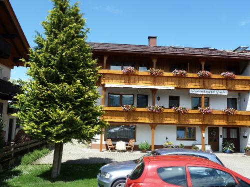 Ferienhaus Fischer - Ferienwohnung Nr. 1