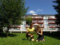 Appartementanlage - Hotel Garni - Chalet Sonnenhang in Oberhof - kleines Detailbild