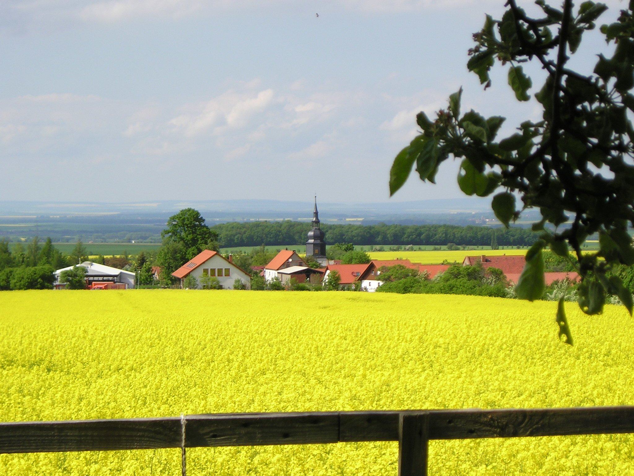 Ortsansicht Sohnstedt