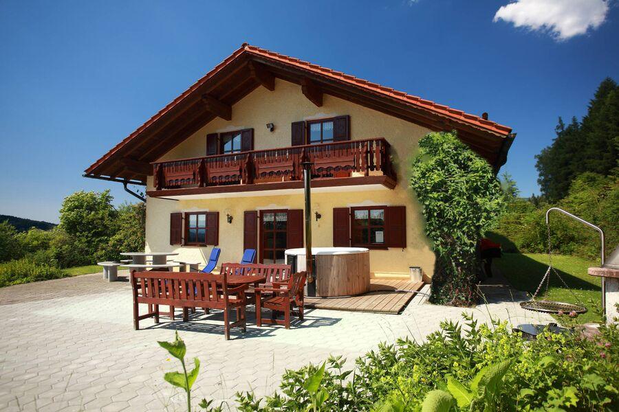Ferienhaus Anneliese in Panoramalage