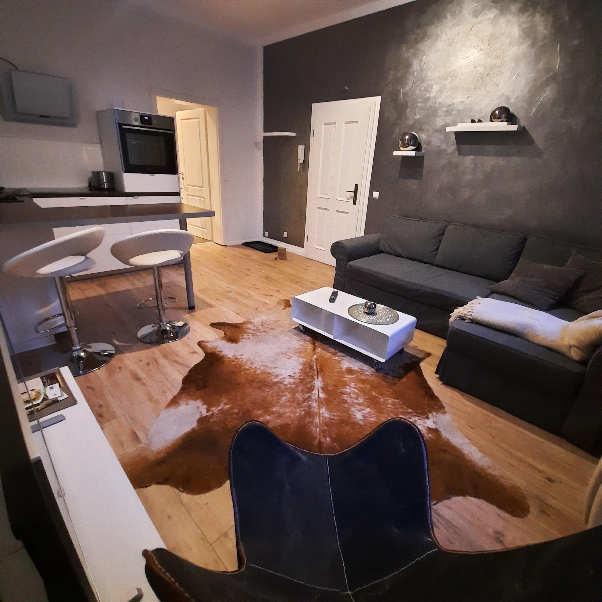 Ferienwohnung-Appartement au château