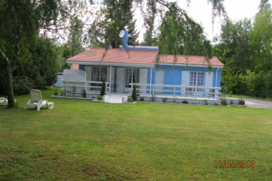 Maison Emma Gartenseite