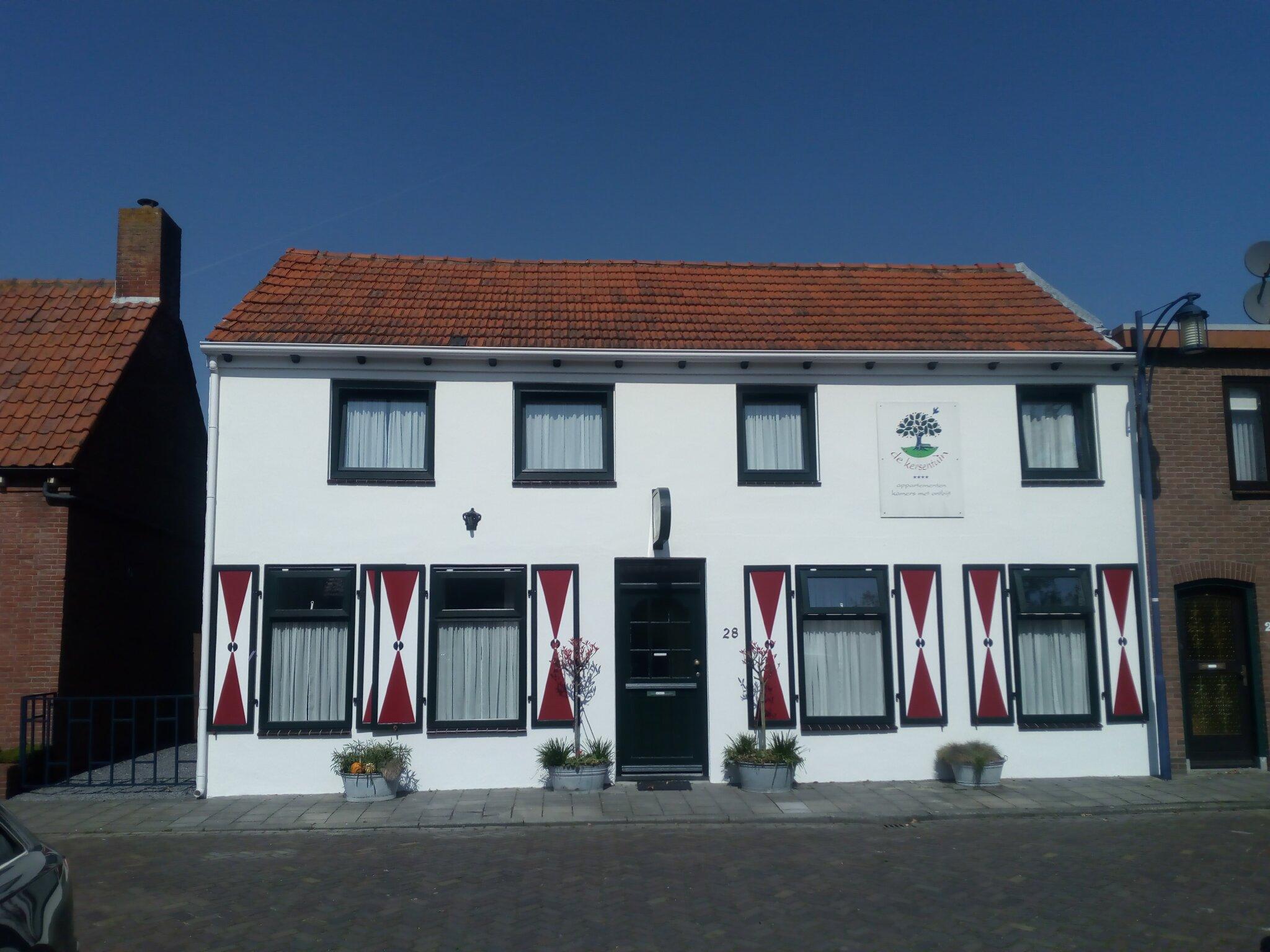 Nieuwvliet, nicht weit von der Nordsee
