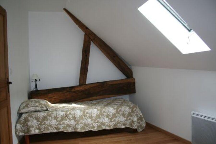 Zweibettzimmer (oben)