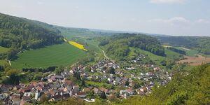 Ferienwohnung Neckarblick in Neckargerach - kleines Detailbild