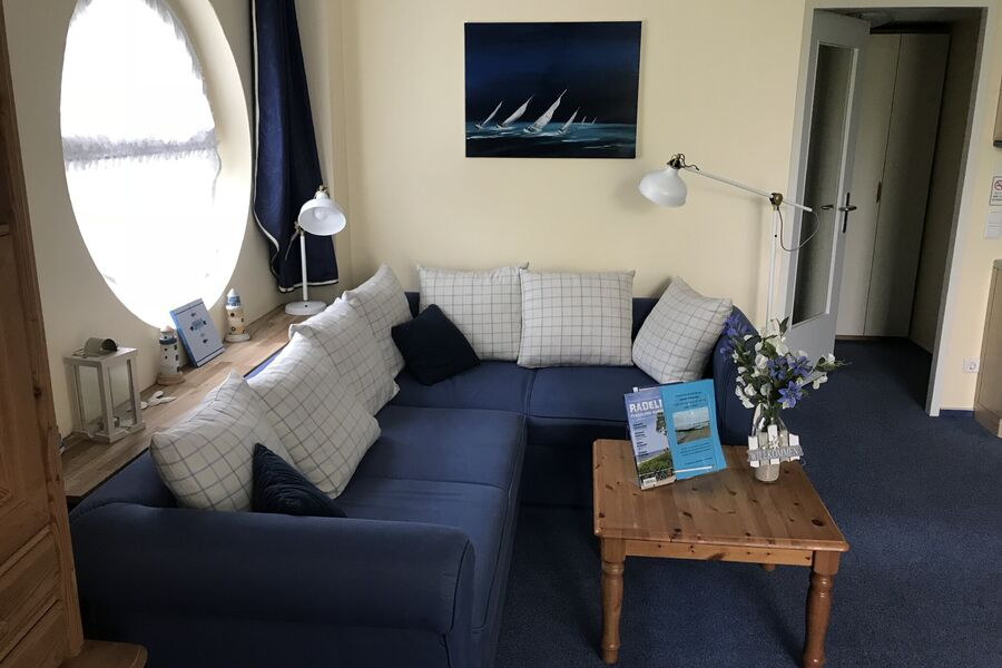Terrasse / Eingang