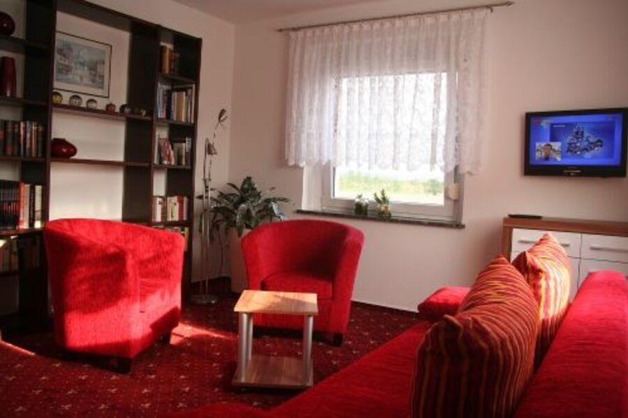 Ihr Wohnraum mit Leseecke