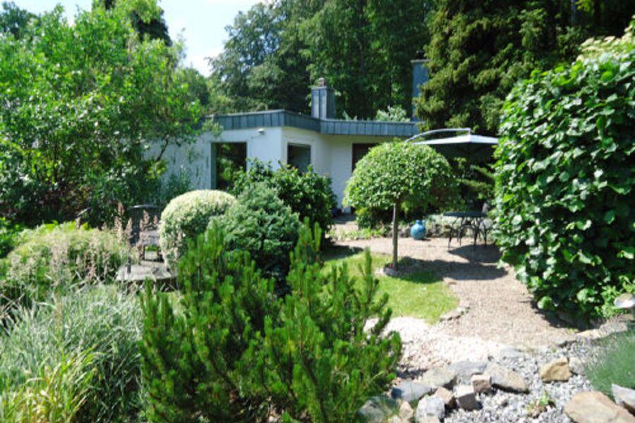 Ferienhaus Waldblick mit Garten