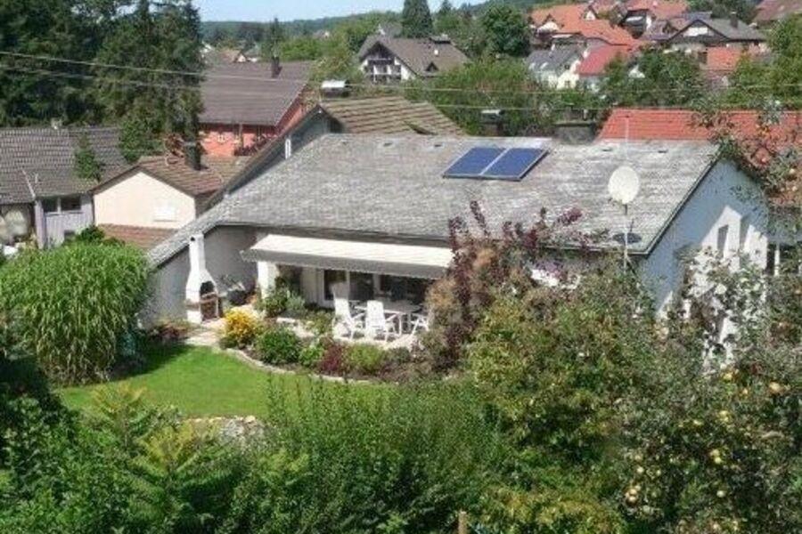 Haus Probst / Gartenansicht