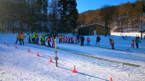 Skischule im Skigebiet Sternrodt