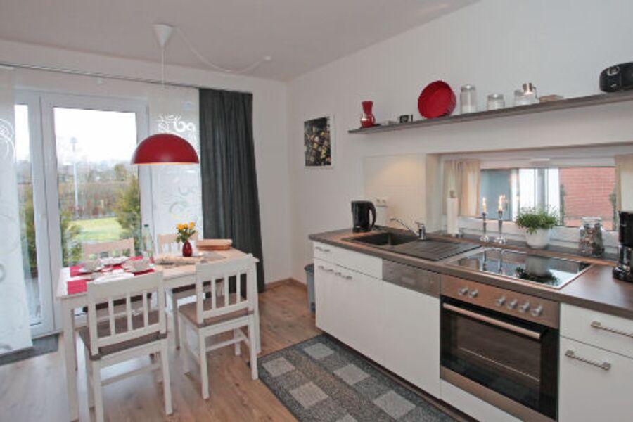 Küche / Essplatz / Terrasse
