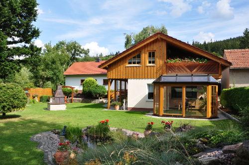 Ferienhaus 'Haus Bergblick'
