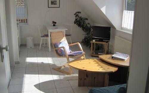 Ferienwohnung Kurparkblick - 2-Zimmer-Wohnung Sorgenfrei