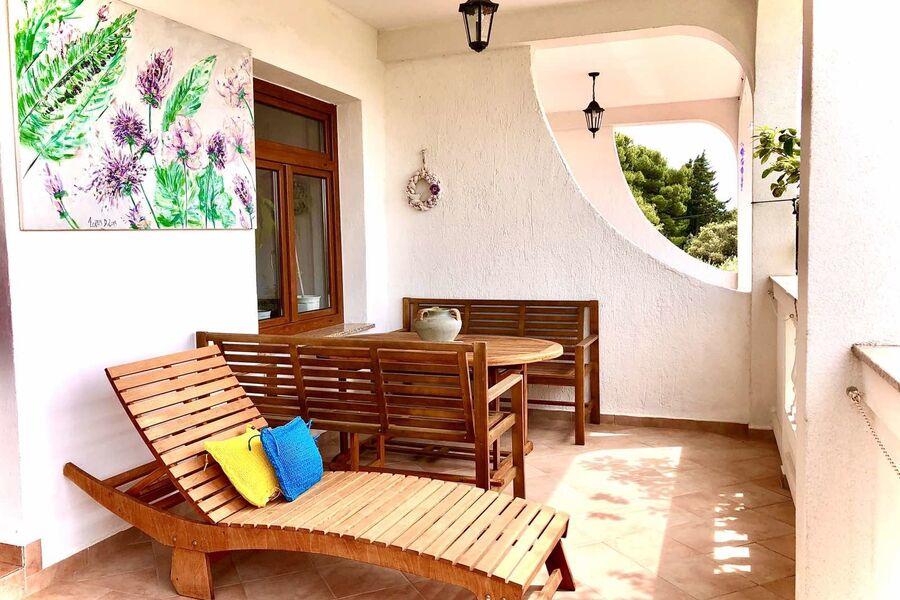 Wohnung MariLavanda für 4 Personen