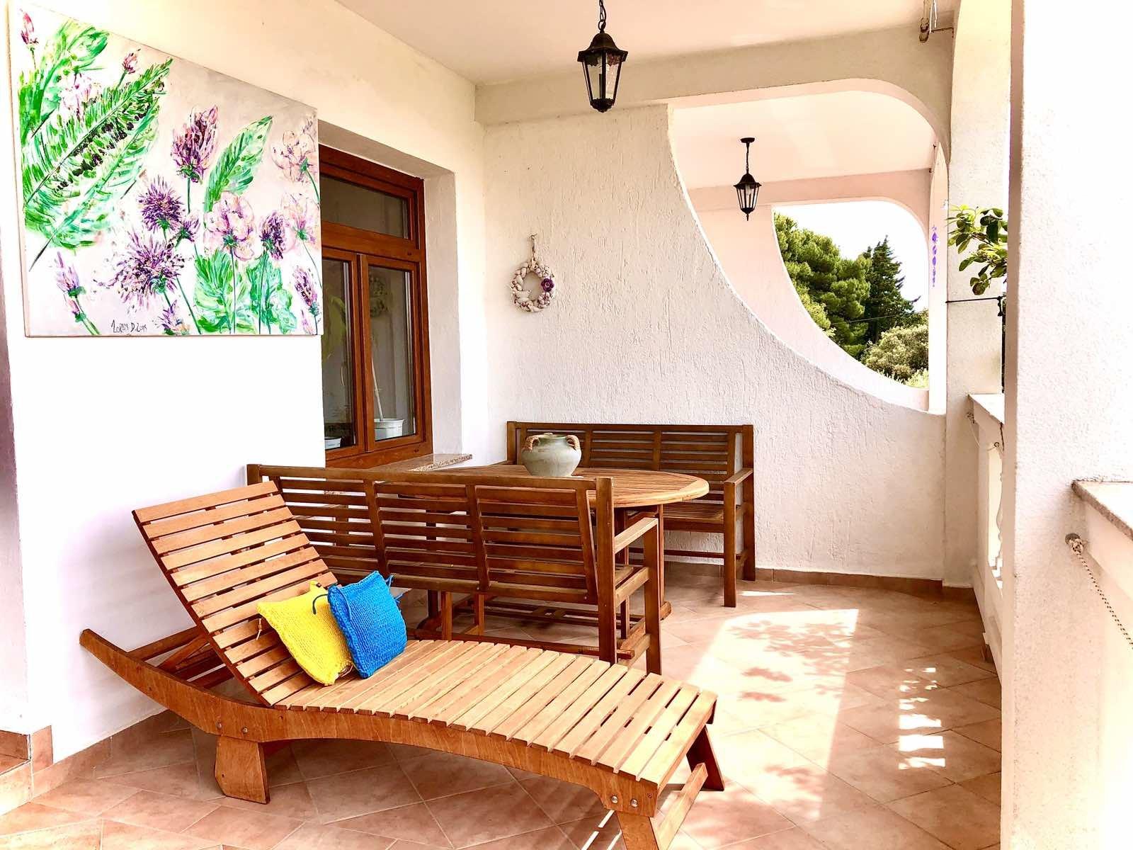 Haus Lavanda  - Wohnung 'MariLavanda' 4-6 Personen