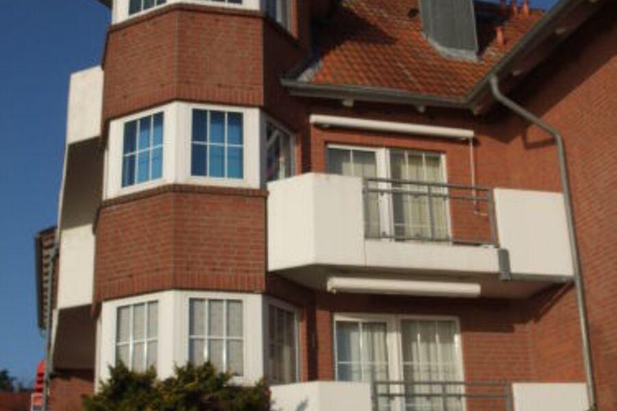 Strandresidenz 5 unterer Balkon
