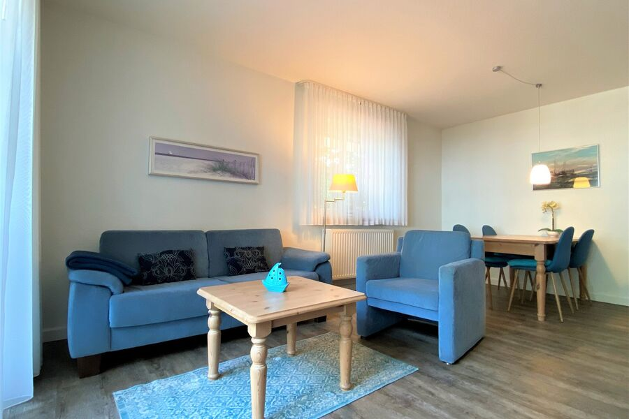 "Apartmenthaus ""Am Nordseestrand"" Whg. 6"
