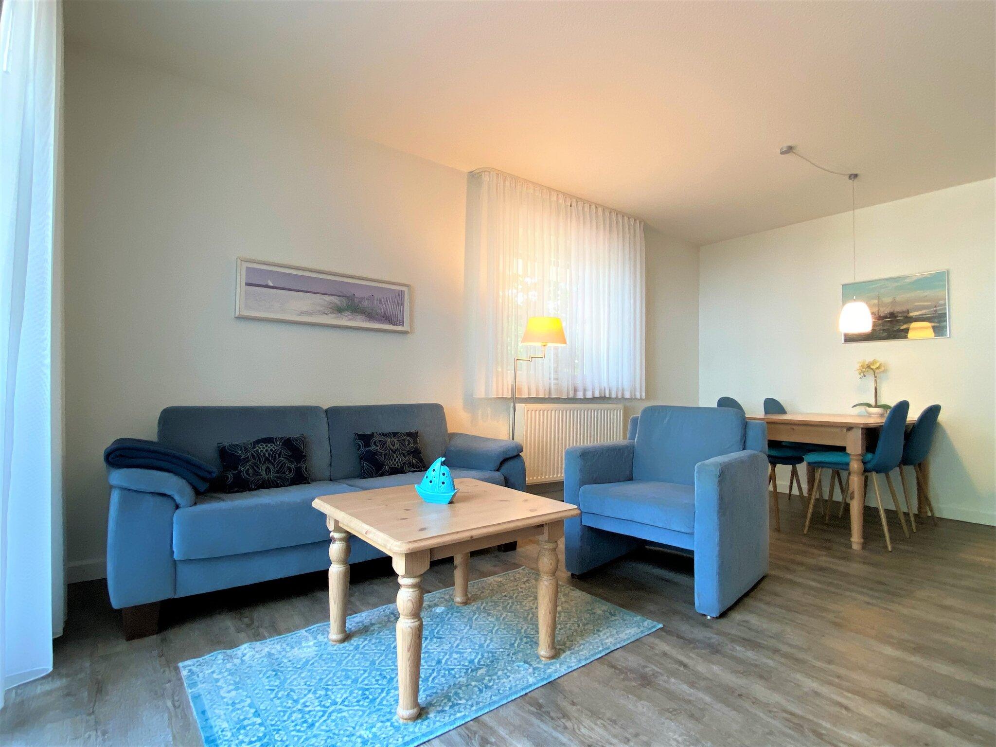 Apartmenthaus 'Am Nordseestrand' - Whg. 6