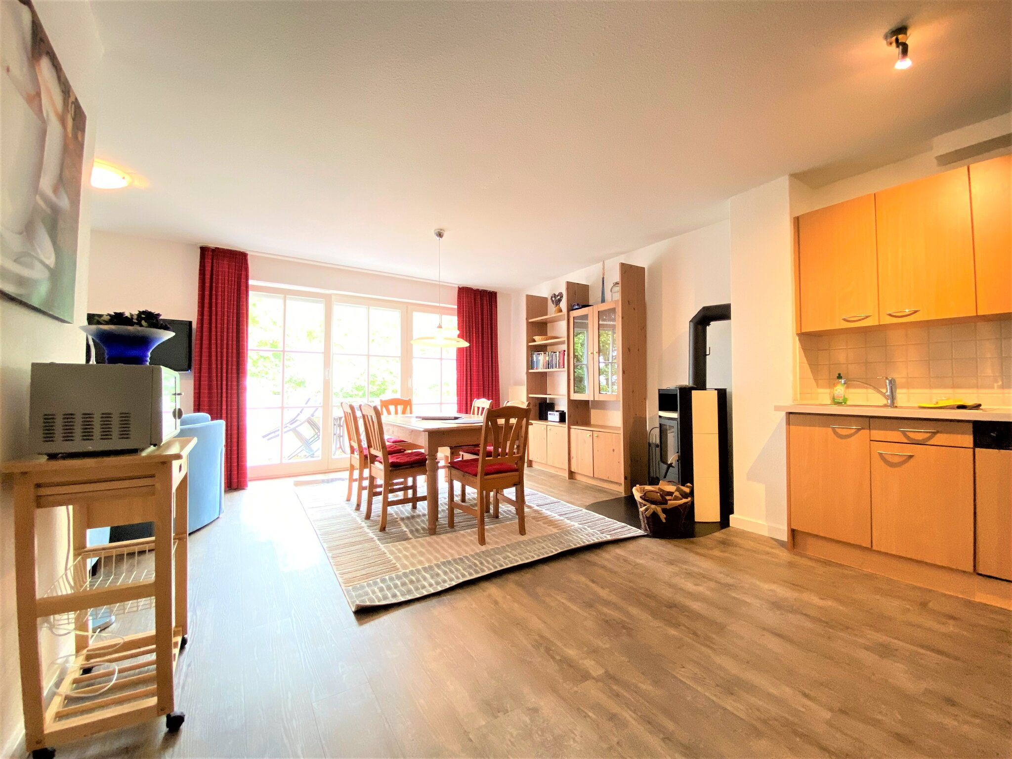 Apartmenthaus 'Am Nordseestrand' - Whg. 9