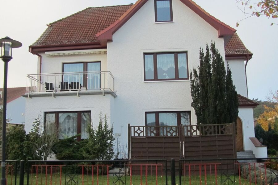Hausansicht Ostsee-Idylle