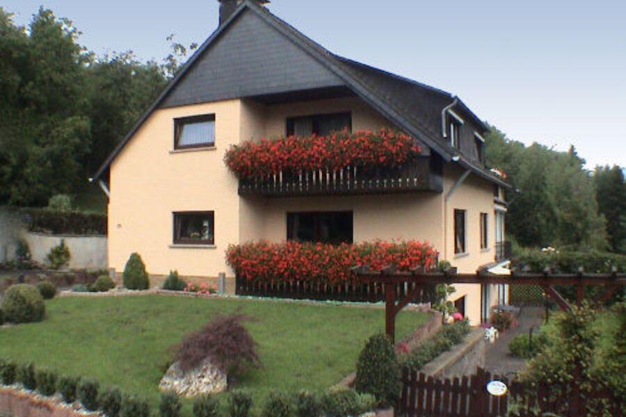 Ferienhaus Ansicht Front